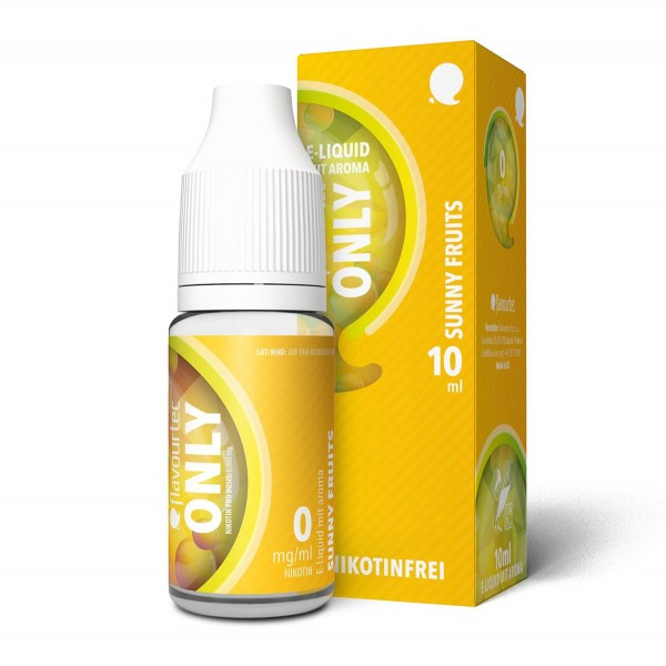 Sunny Fruits Liquid Only by Flavourtec