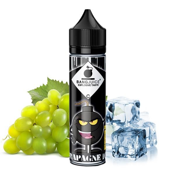 Grapagne Ice Aroma für 60ml - BangJuice
