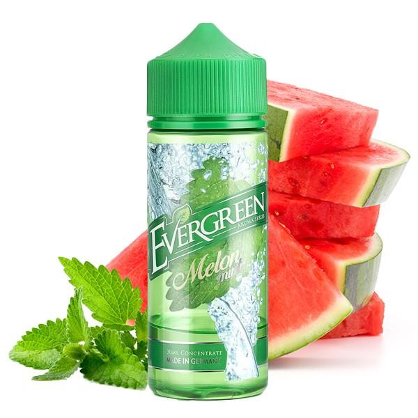Evergreen - Melon Mint - 30ml Aroma