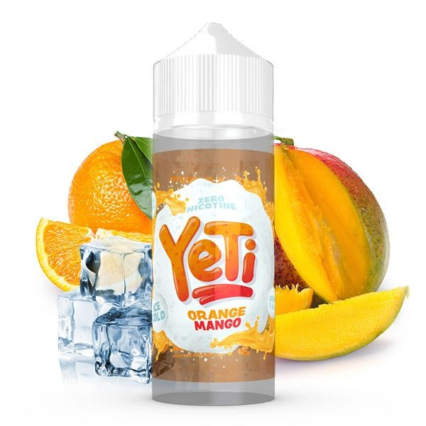 Yeti Liquid Orange Mango Shortfill