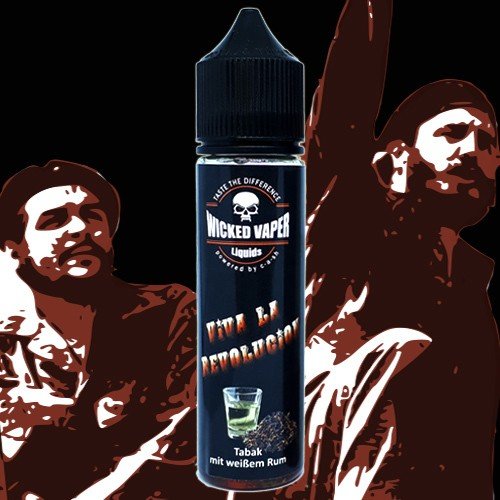 Viva La Revolución - Aroma - Wicked Vaper Liquids