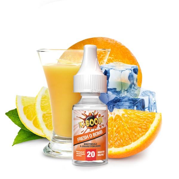 K-Boom Liquid Fresh O Bomb Nikotinsalz