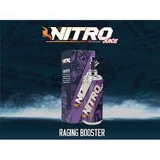 Raging Booster - Nitro Juice - e-Liquid - 50ml