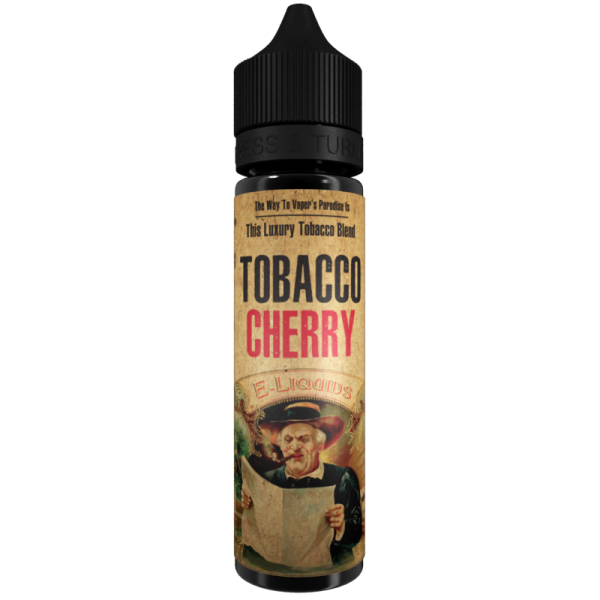 Tobacco - Cherry - e-Liquid - 50ml