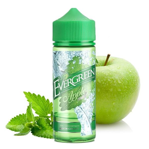 Evergreen - Apple Mint - 30ml Aroma