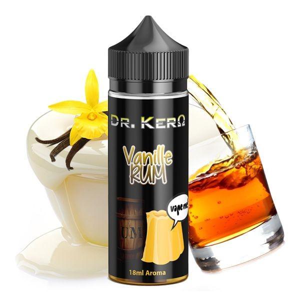 Dr. Kero - Vanille Rum - 18ml Aroma