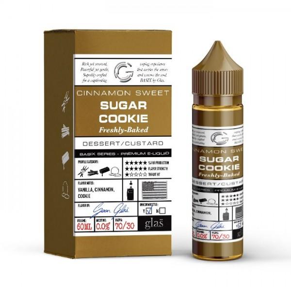 Glas Basix - Sugar Cookie - Liquid 50ml