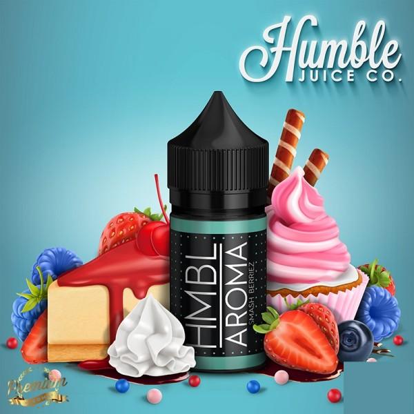 Smash Berriez - Aroma - Humble Juice - 30ml