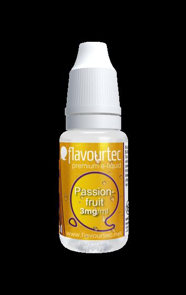 Passionfrucht-Liquid - 10ml - Flavourtec