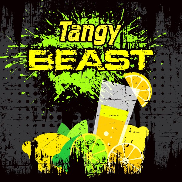 Tangy Beast - Shake'n'Vape - Liquid 50ml by Big Mouth