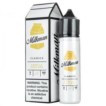The Milkman - Vanilla Custard - Shortfill Liquid 50ml