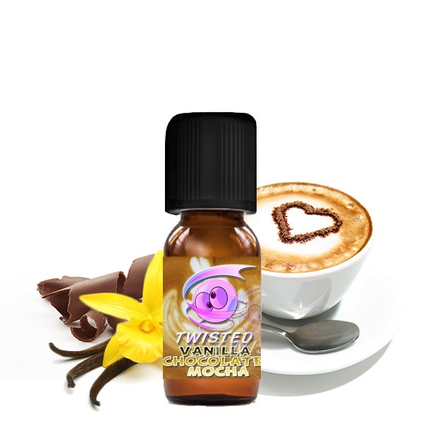 Vanilla Chocolate Mocha - Aroma Twisted 10ml