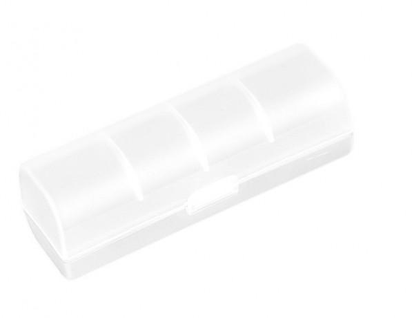 Akkubox für Aufbewahrung 1x21700/20700