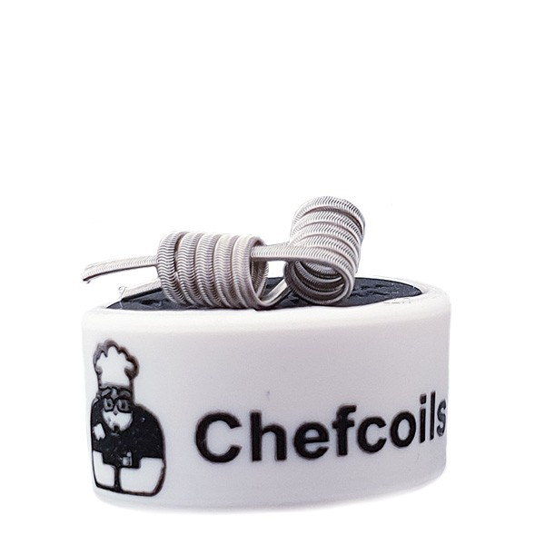 Chefcoils Handmade Mech's V2A Coil
