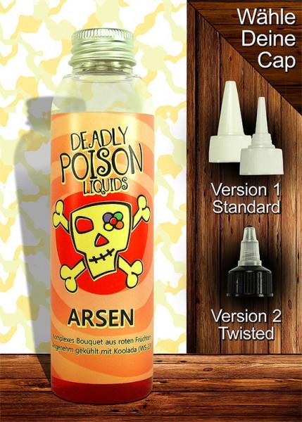 Arsen - Liquid - 100ml - Deadly Poison Liquids