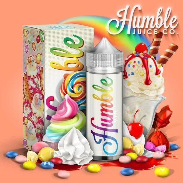 Humble Plus - Vape the Rainbow 100ml
