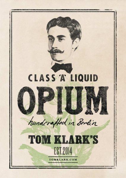 Opium - Liquid - 100ml - by Tom Klark
