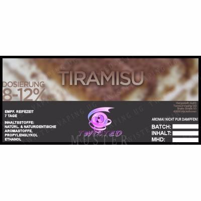 Tiramisu - Aroma Twisted 10ml