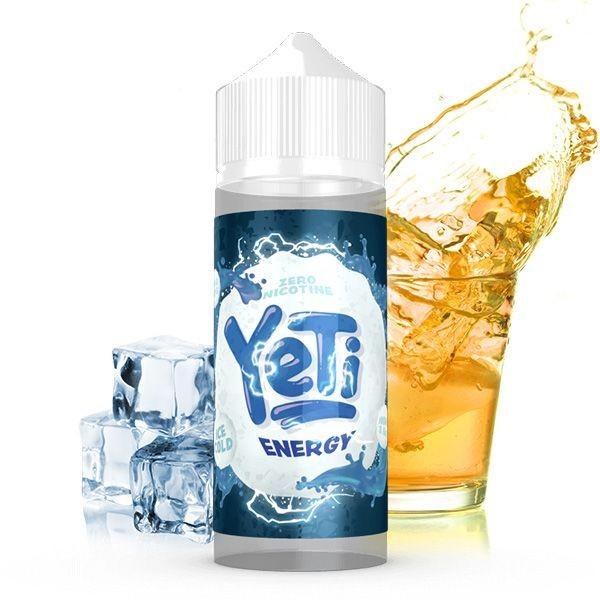 Yeti Liquid Energy Shortfill