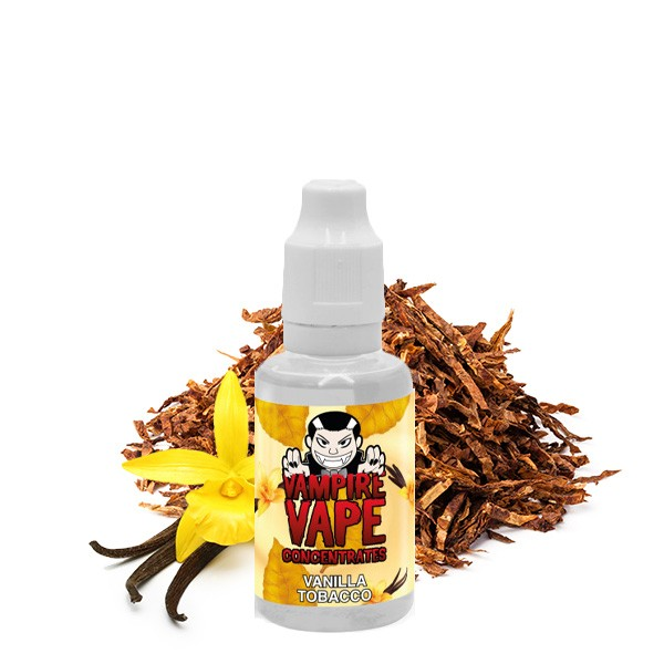 Vanilla Tobacco - Aroma 30 ml by Vampire Vape