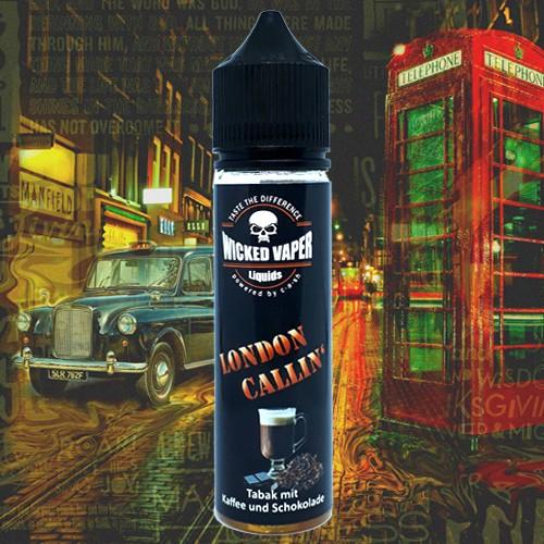 London Callin' - Aroma - Wicked Vaper Liquids