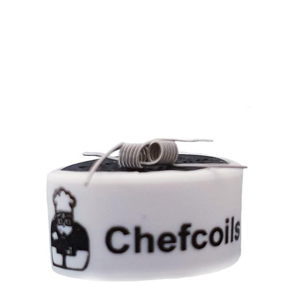 Chefcoils Handmade MTL Ni80 Coil
