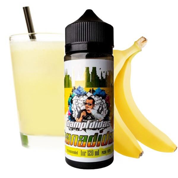Dampfdidas - Bananidas - Aroma