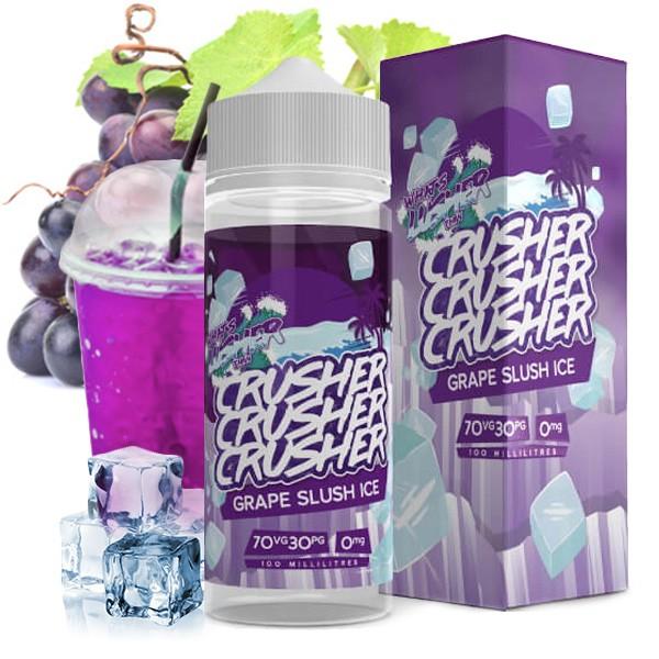 Crusher - Grape Slush Ice - 100/120ml