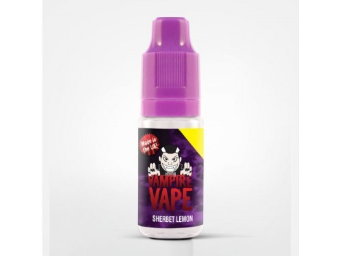 Vampire Vape - Sherbet Lemon - e-Liquid - 10ml