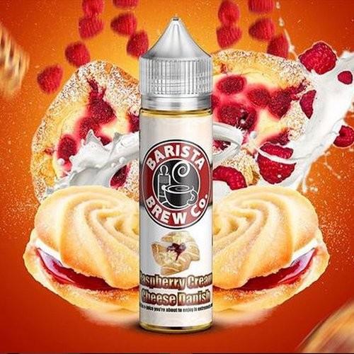 Barista Bew - Raspberry Cream Cheese Danish - e-Liquid - 50ml