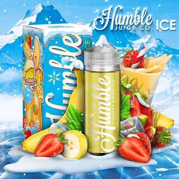 Humble Plus - Donkey Kahn Ice 100ml