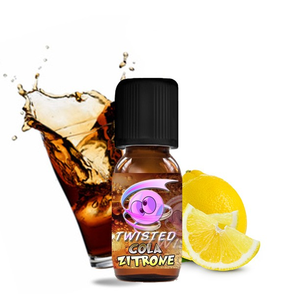 Cola Zitrone - Aroma Twisted 10ml