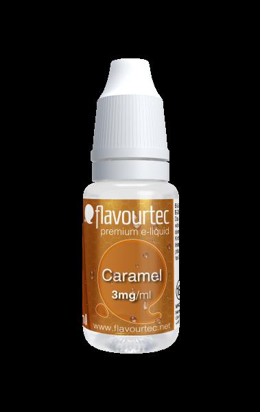 Karamell e-Liquid - 10ml - Flavourtec