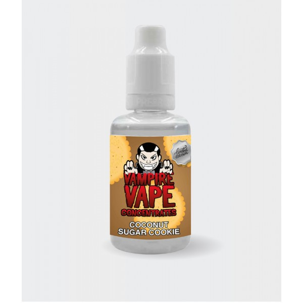 Coconut Sugar Cookie *Limited* - Aroma 30 ml by Vampire Vape