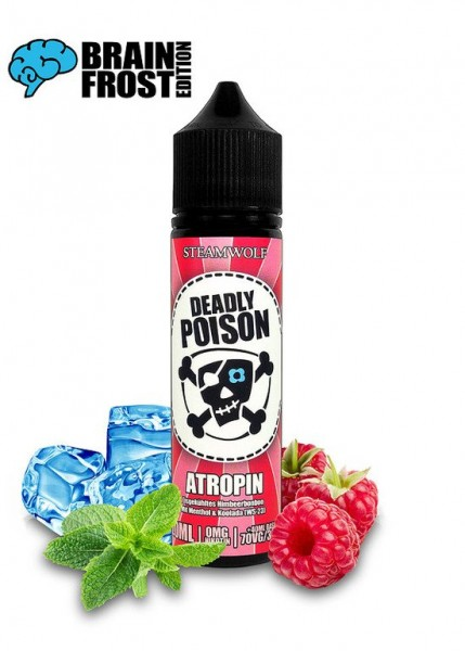 Atropin Aroma Deadly Posion by Steamwolf