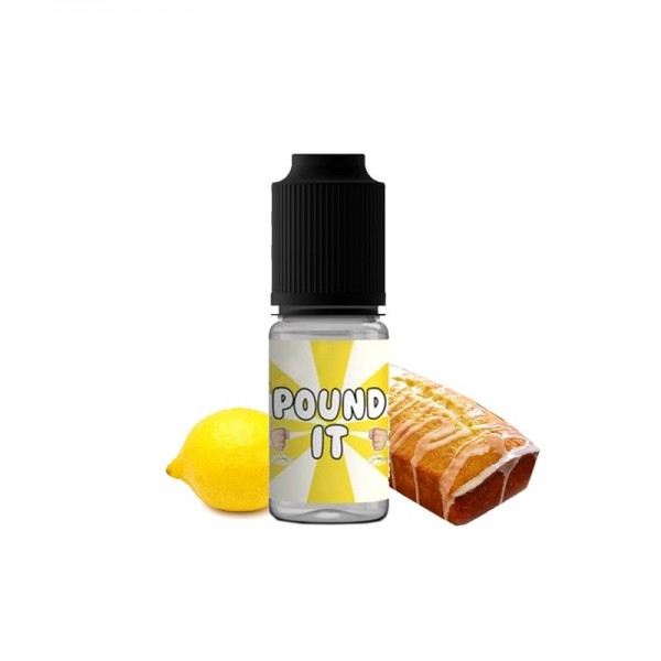 Pound it by Food Fighter Juice - 10ml