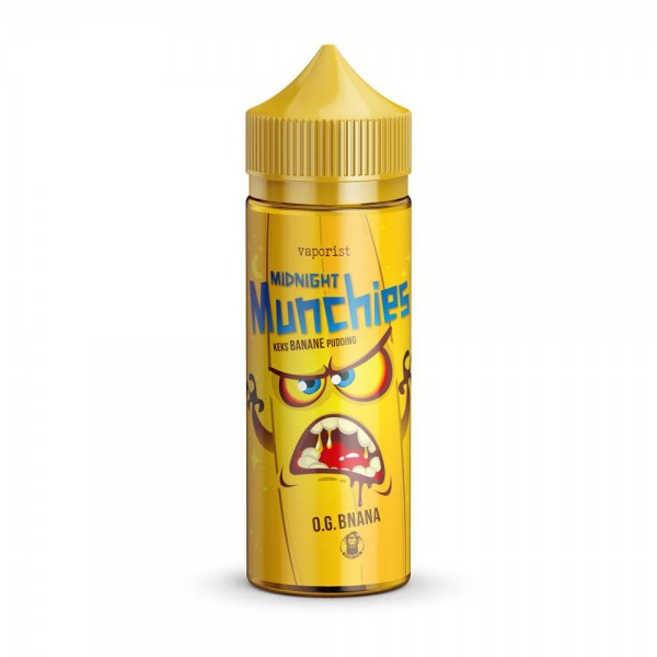 Vaporist - Midnight Munchies O.G. Bnana - 100ml - e-Liquid