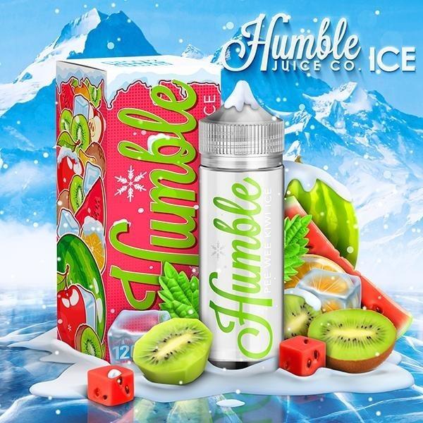 Humble Plus - Pee Wee Kiwi Ice 100ml