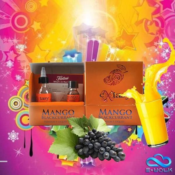 Fantasi Mango Blackcurrant - Aroma Shake'n'Vape 30ml