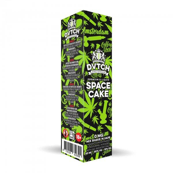 DVTCH - Space Cake - 10ml / 60ml - e-Liquid