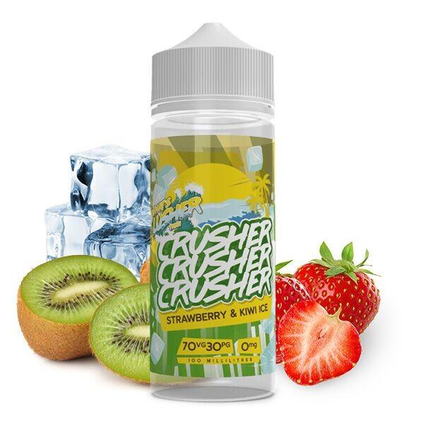 Crusher Liquid Strawberry Kiwi Ice - 100/120ml