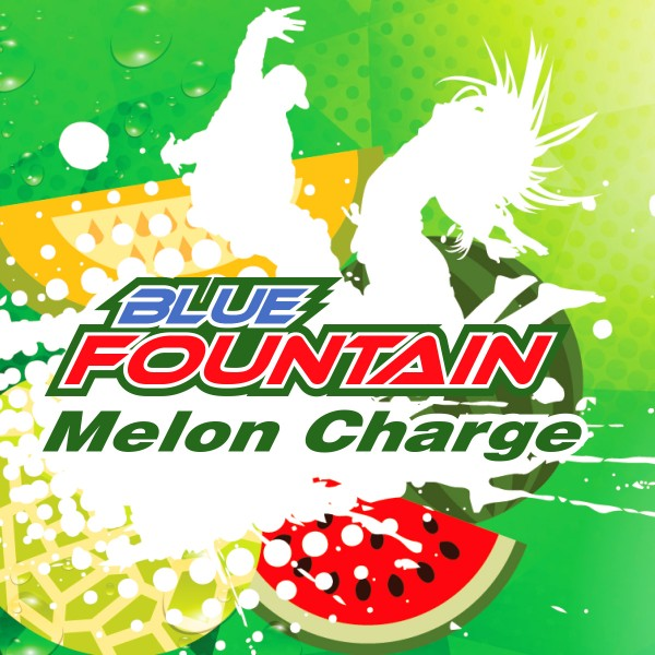 Melon Charge - Shake'n'Vape - Liquid 50ml by Big Mouth