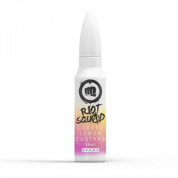 Riot Squad - Loaded Lemon Custard - Aroma
