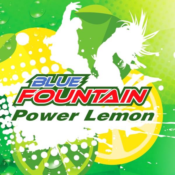 Power Lemon - Shake'n'Vape - Liquid 50ml by Big Mouth