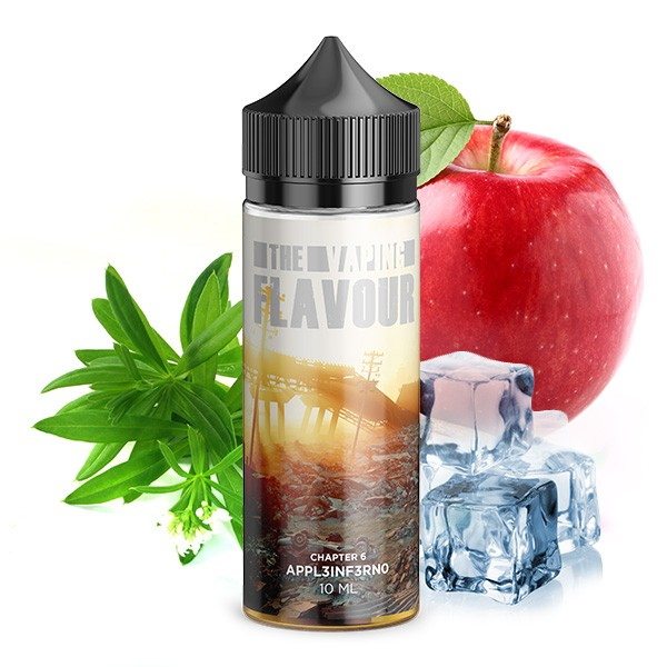 The Vaping Flavour - Appleinferno Ch.6 - 10ml Aroma