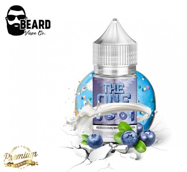 The One Blueberry - Aroma - Beard - 30ml