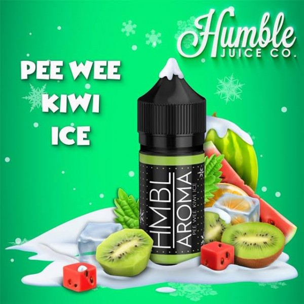 Pee Wee Kiwi Ice - Aroma - Humble Juice - 30ml