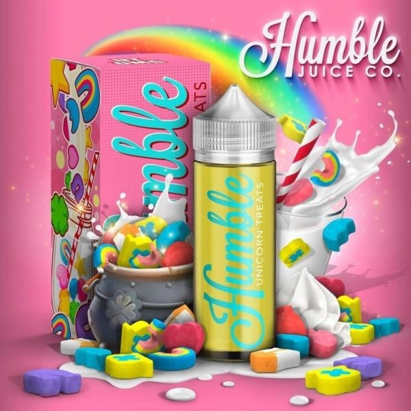 Humble Plus - Unicorn Treats 100ml