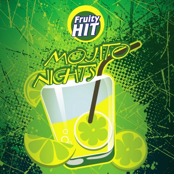 Mojito Nights - Shake'n'Vape - Liquid 50ml by Big Mouth