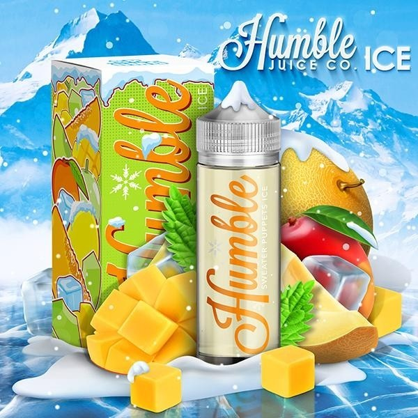 Humble Plus - Sweater Puppets Ice 100ml